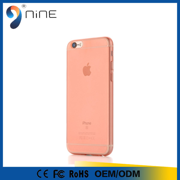 OEM Custom Brand/ LOGO printing Hard Material Blank Transparent PC Phone Case For iPhone 7 Plus