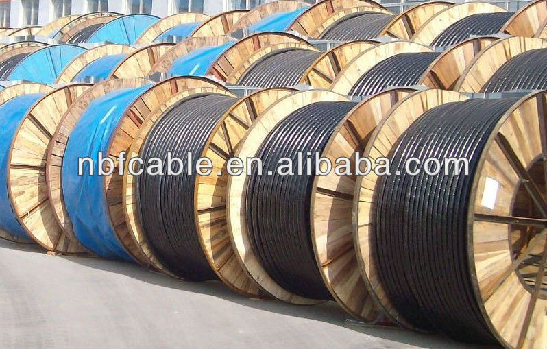 HeBei NBF Aerial Insulated Cables within Rated Voltage 10KV and 35KV