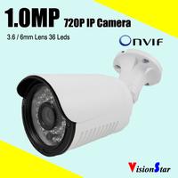 Home security ip camera 720p 1.0mp cctv 1000tvl CMOS Sensor outdoor using
