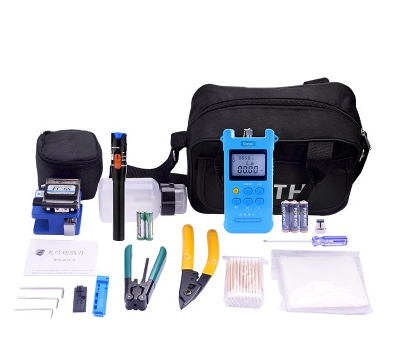 High quality FTTH Fiber Optic Cleaning kits Fiber Optic ToolBox