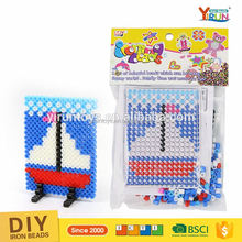 kids educational games children's diy 5mm fuse beads board