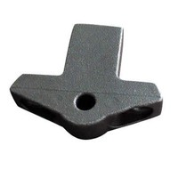 Silica Sol Casting Parts for Construction Industry, Construction Parts