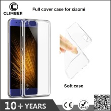 ShockProof Transparent Mobile Phone Back Cover Case Protector For Xiaomi Redmi Note 3 4 4X Mi5 Mi4 Mi 6 Max Pro 3S