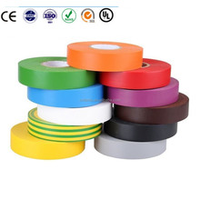 vinyl electrical insulation tape flame retardant colorful