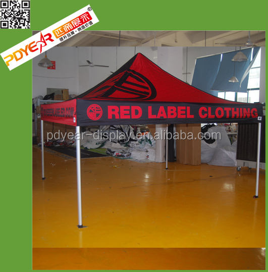 Shelter Logic 10x10 Easy Pop Up Canopy Tent For Flea Market/Tradeshow