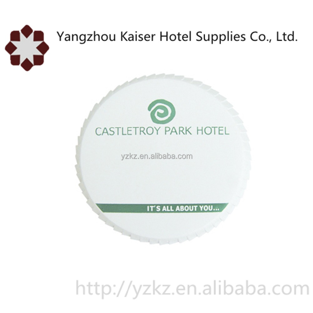 hotel paper glass cup lid cover