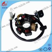 Motorcycle Parts Mangeto Stator Coli For Scooter For Scooter Mangeto Coil Stator