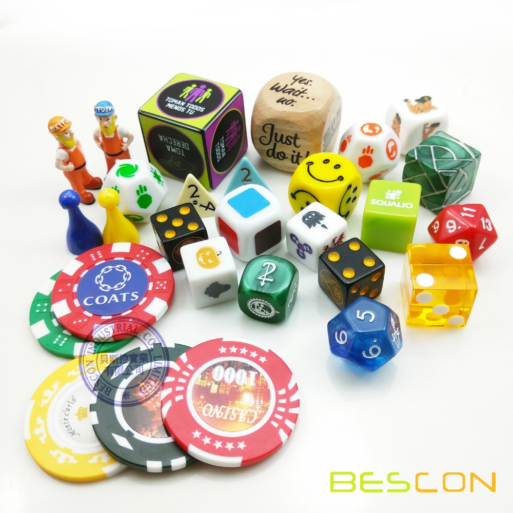 High Quality Dice Manufacturer of Custom Dice and Popular Game Dice
