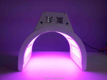 PDT led light therapy equipment / led bio-light therapy facial mask beauty salon machine