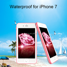 2017 slicone brand redpepper waterproof cases for iPhone 7 ,case cover for iPhone 7