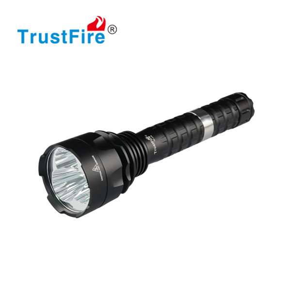 TrustFire J19 powerful flashlight 3x <strong>U</strong>.S. CREE XM-L <strong>2</strong> latern led 4100 lumens led blacklight
