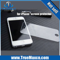 for iPhone protective film, Clear glass screen protectors for iPhone 4