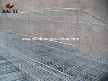High Quality Easy Clean Rabbit Cage with Tray