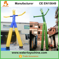 Newest Inflatable Air Dancer, Air Man For Car Promotion Activity