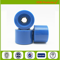 High abrasion resistance downhill wheels ball bearings fingerboard wheels PU material