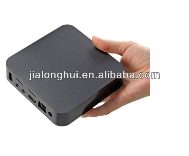 2013 New fashion hd media player 1080p M3 android smart tv box