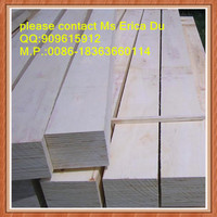 poplar lvl boards for furniture packing and consruction