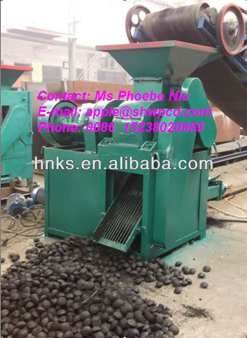 360 model charcoal coal briquette machine for round shape,square shape,pillow shape