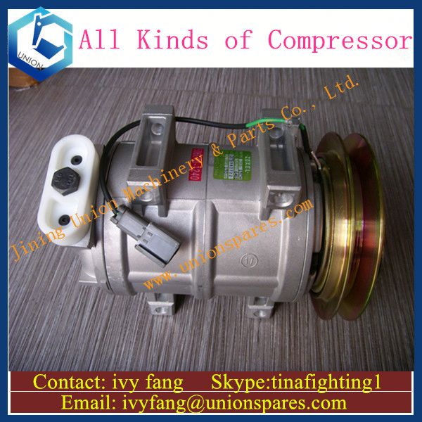 High Quality Air Compressor 20Y-979-6121 for Komatsu Excavator PC1250-7 PC2000-8