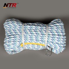 high breaking strength for nylon safety rope