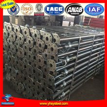 pre galvanized steel prop post 1.6-4.0m Adjustable