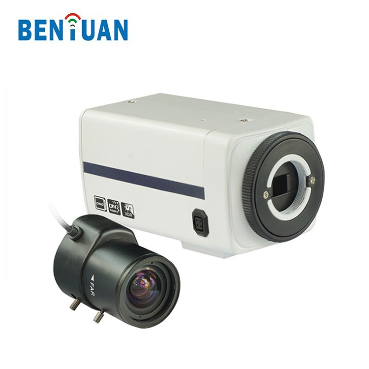 Benyuan low lux waterproof ahd thermal cctv security system box camera in china