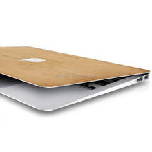 Protective Wood Bamboo Hard Case Cover for Apple Macbook