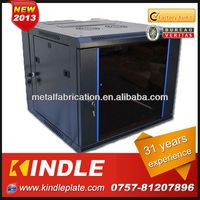 2013 the best network cabinet 18U wall mounted server rack