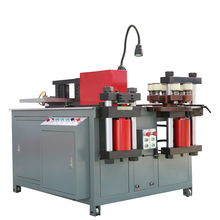 Bmjp series busbar leveling machine