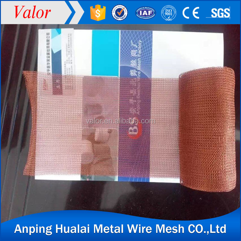 Electromagnetic interference copper shielding net