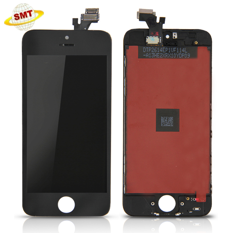 high quality Lcd For Iphone 5 5S 5C Lcd Screen Display Digitizer Replacement Assembly