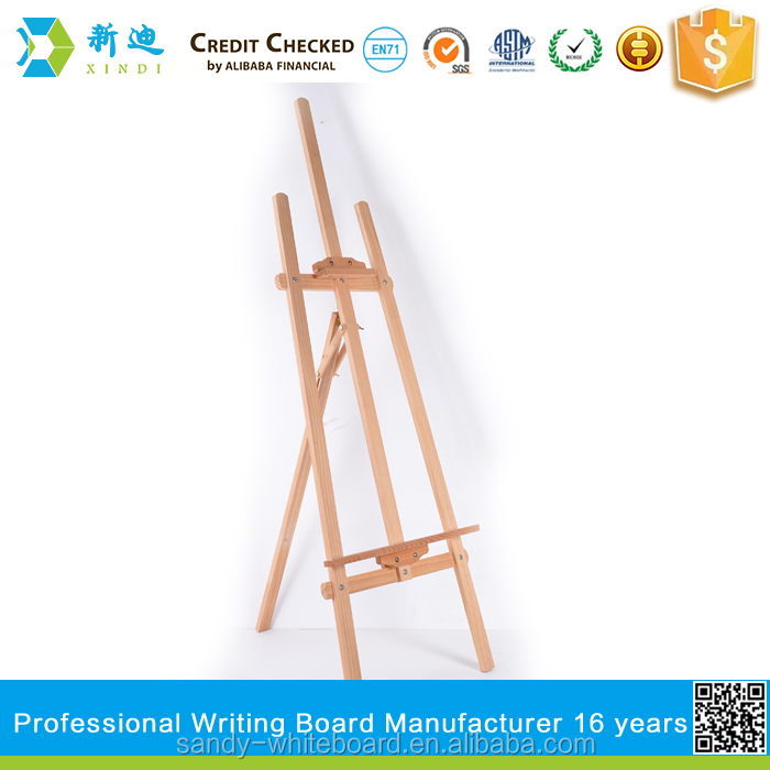 high quality easel drawing stand wood easel