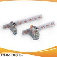 Electric Pin Type Earth Copper Bus Bar Busbar Of Lowest Price 1p