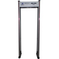 MD-600C body multi zone Security Gate, airport security metal detector Door