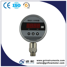 Digital single tube manometer