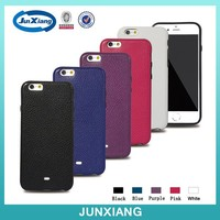 New style leather cover for iphone six plus,accept paypal