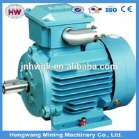 0.75kw-200 kw three Phase AC electric motor