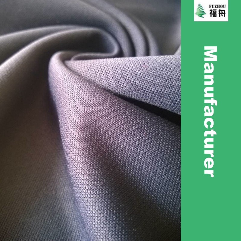 2016 China Manufacturer Supply Polyester Double Knit Fabric