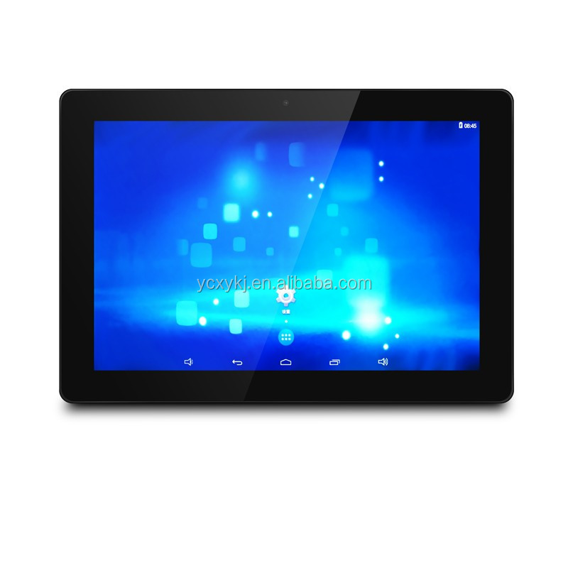 New android 4.4 tablet POE RJ45 10 inch eco slim tablet pc