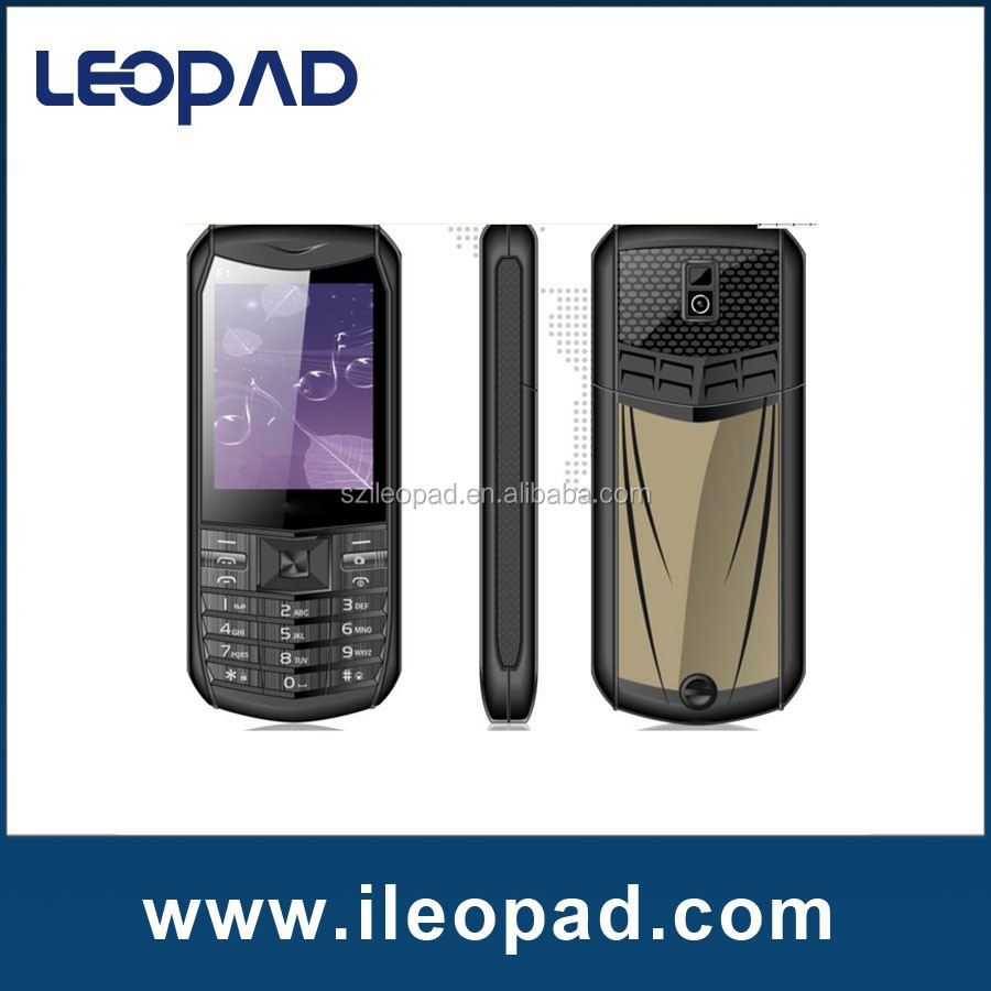 2.4 inch large keypad cell phones, low end mobile phone