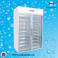 Single temperature multi-climate cheap drug display cooler