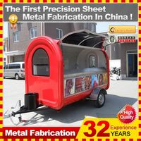 OEM or Customized motor homes caravan china with 32-year experience