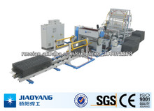 steel used reinforced concrete mesh welding machine