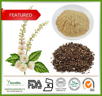 Herb Plant Extract Black Cohosh Extract, Triterpenoid Saponins 2.5%,5%,8%, CAS 84776-26-1