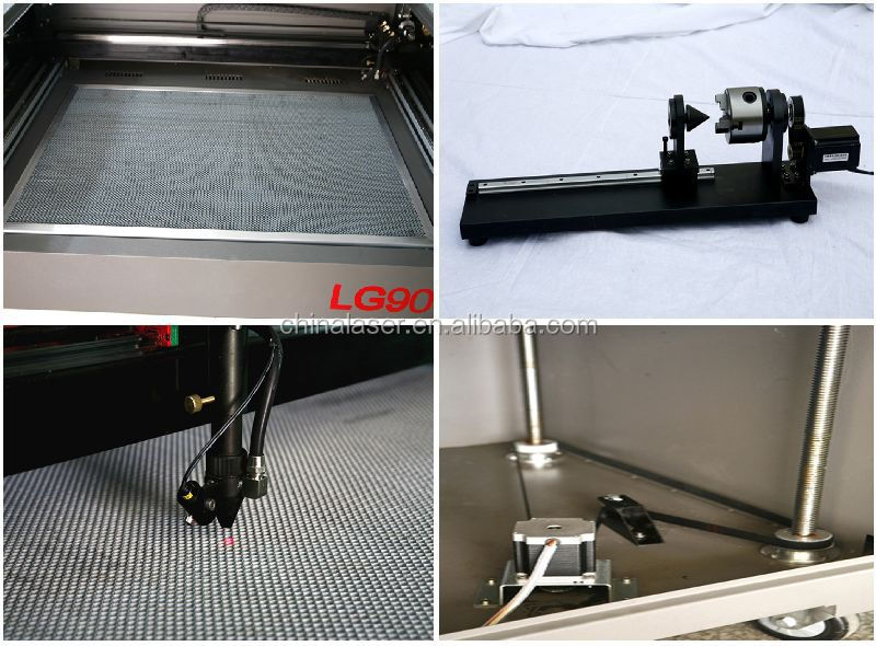 Low consumption Factory price 3d printer Co2 laser engraving machine print on glass