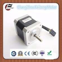 Small Vibration NEMA17 Stepping Motor for CNC Machines