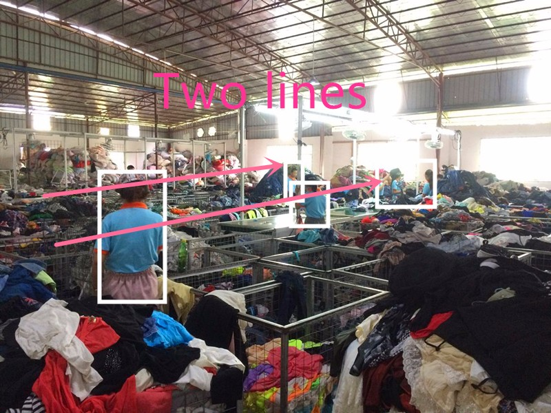 Wholesale original new used clothing in south korea best price