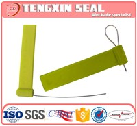 Security available stock cable drop plastic seals