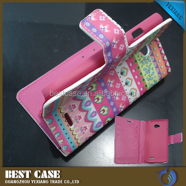 Do Your Own Design Cell Phone Protective Case For LG L70 Back Cover