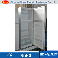 big capacity red black color home refrigerator and freezers